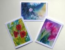 Flower Greeting cards 3
